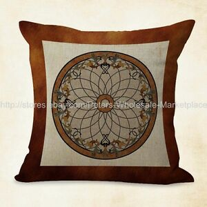 house decor cheap medallion mandala yoga meditation cushion cover