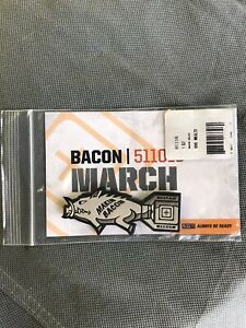 5.11 Tactical Patch Of The Month MAKIN BACON patch Very Rare