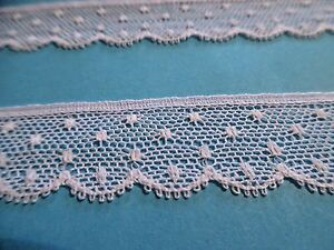 FRENCH VAL COTTON NET LACE~34