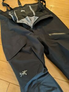 **BRAND NEW Arc'teryx RUSH LT PANT MEN'S Size S 30-32 Black Gore-tex Pro $499