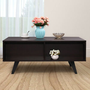 Lift Top Coffee Table Modern Furniture w Hidden Compartment Storage Shelf Large $99.99