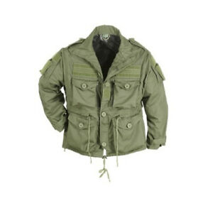 Voodoo Tactical 20-9380040 Olive Drab Green Tac 1 Field Jacket - Size Large