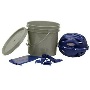 Frankford Arsenal 507565 Quick-N-Ez Bucket Gun Brass Cleaning Rotary Sifter Kit