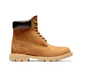 Timberland Men#x27;s 6quot; Classic Waterproof Boots NEW AUTHENTIC Wheat 18094