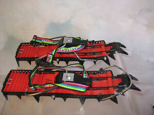 **** Lowe Foot Fangs Ice Climbing Crampons quot;NEW with Carry CASEquot; $149.00