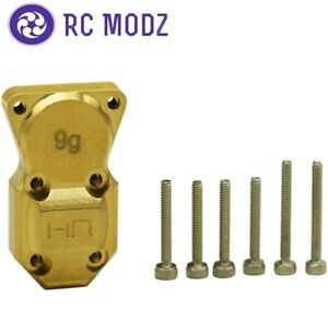 Hot Racing 9g Brass Diff Cover Axial SCX24 SXTF12CH $16.88
