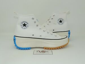 Converse Run Star Hike JW Anderson White - Size 8.5  10  10.5 Men's - NEW