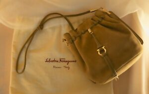Ferragamo Bag * Authentic * Made in Italy * Perfect condition * Designer Collect