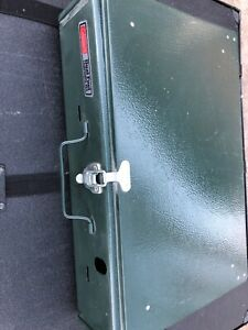 Coleman Two Burner Dual Fuel Camping Stove  424 700 Never Used 1995 June