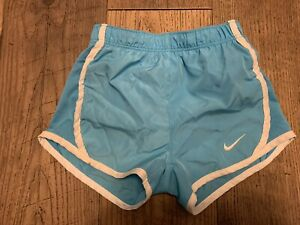 Nike Girl's Sports Dry-fit Blue Shorts Size 3T