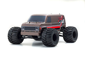 Kyosho 1:10 scale Ready to Run 4WD RC Mad Van 34412T1 $219.99