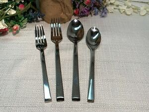 Food Network CHIVE 'Choice' Spoons, Forks - FREE SHIP! Beautiful!