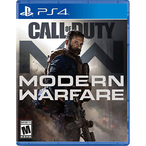 Call of Duty: Modern Warfare PS4 Factory Refurbished $39.99