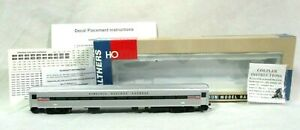 Walthers 932-6077 85' Horizon Commuter Passenger Coach Virginia Railway Express