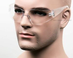 ERB IProtect Bifocal Safety Glasses Clear Smoke Gray Magnifier Reader Reading $7.54
