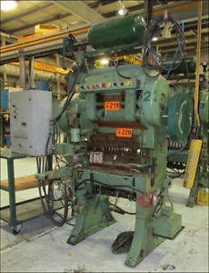 US BAIRD 13 or 15 station Transfer press for forming jacket & components