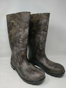 Itasca Pursuit 14#x27;#x27; PVC Hunting Boots for Men