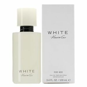 Kenneth Cole White for Her 3.4 oz. EDP Perfume for Her New in box