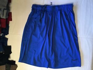 Nike Training Basketball Running Shorts New Tags Men Blue Red White Black Green $23.99