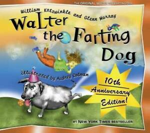 Walter the Farting Dog Hardcover By Kotzwinkle William GOOD $3.56