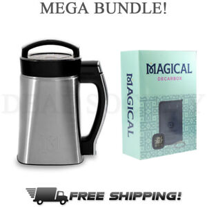 Magical Butter 2 Machine Herbal Infuser Decarbox, Infused Butter Oil Tincture