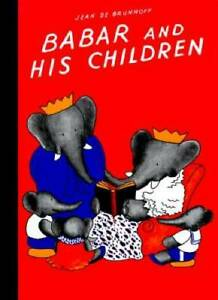 Babar and His Children Hardcover By De Brunhoff Jean GOOD $3.81
