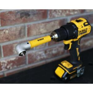 DEWALT Right angle Degree Drill Adapter Magnetic Attachment Tool for Drills $34.99