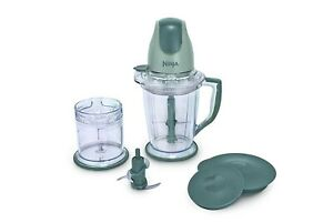 Ninja 400 Watt Blender Food Processor for Frozen Blending, Chopping and Food Pre