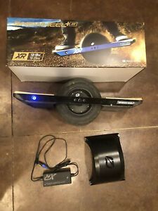 Used Onewheel Plus + XR w New Fender & New Burris Tire - VERY good condition!!
