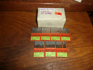 QTY 69 SINGER SEWING NEEDLES SY2082 TFx2 16x2TW 34LL SIZE 21 130 $19.99