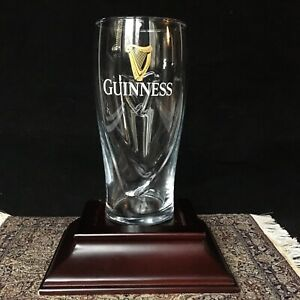 Guinness Draught Harp Personalized Pint Beer Drinking Glass Greg