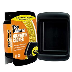 Top Ramen Rapid Cooker | Microwave Ramen in 3 Minutes | Perfect for Dorm, Small