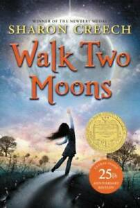 Walk Two Moons Paperback By Creech Sharon VERY GOOD