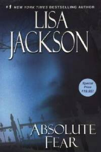 Absolute Fear Hardcover By Jackson Lisa GOOD