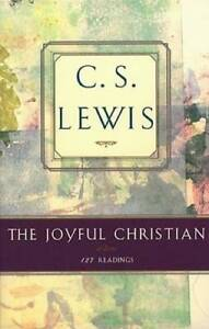 The Joyful Christian: 127 Readings Paperback By Lewis C.S. GOOD $3.98