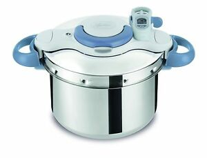 Lagostina Pot in Pressure 6Lt Clipso Minut Clipsominut Perfect Clipsò Minute