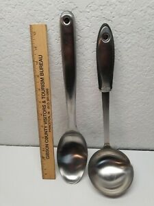 OXO Good Grips Brushed Stainless Steel Ladle 12