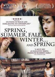 Spring Summer Fall Winter... and Spring DVD VERY GOOD $6.04
