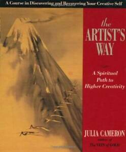 The Artists Way: A Spiritual Path to Higher Creativity Paperback GOOD $4.06