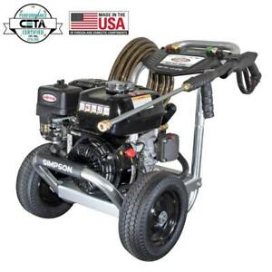 Simpson Industrial Pressure Washer 3000 PSI 3.0 GPM IR61024