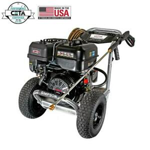 Simpson Industrial Pressure Washer 4400 PSI 4.0 GPM IR61029