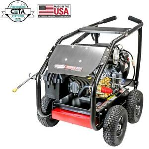 Simpson Super Pro Roll Cage Ind. Pressure Washer 5000 PSI 5.0 GPM SW5050HCGL