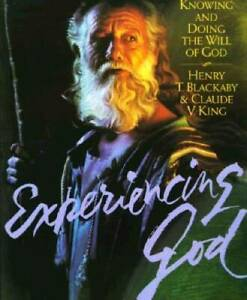 Experiencing God: Knowing and Doing the Will of God Workbook GOOD $4.06