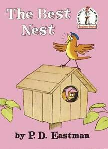 The Best Nest Hardcover By Eastman P.D. VERY GOOD