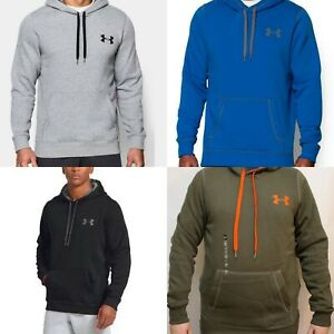 NWT Under Armour Mens Hoodie Sweatshirt Pullover Size S M L XL $29.99