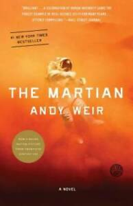 The Martian Paperback By Andy Weir GOOD $3.61