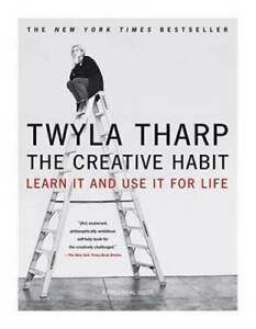 The Creative Habit: Learn It and Use It for Life Paperback GOOD $4.61