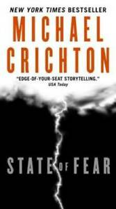 State of Fear Mass Market Paperback By Crichton Michael GOOD