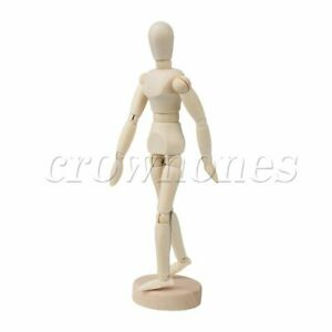 8 inch Joints Wooden Mannequin Toy Perfect For Drawing the Human Figure Painting