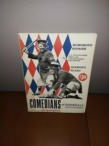 Comedians Of Baseball Down The Years Paperback Book $13.34